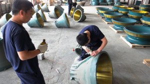 Metso Nordberg Crushers Replacement Wear Parts Checking